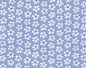 Giggles Purple Daisies #04-12 Me & My Sister  Moda Quilt Fabric by the 1/2 yd