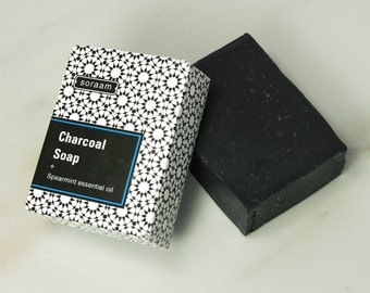 Charcoal All Vegetable Oil Soap