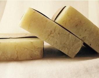 Lemongrass Soap - Organic Ingredients - By Dirt Tribe