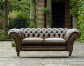 Royal Chelsea Chesterfield sofa  2 seater BIDA Award Winner