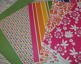 Margarita Collection 24 6x6 Sheets paper by American Craft