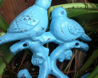 Wall Hook, Shabby Chic Bird Wall Hanger, HarDWAre IS inCLUded