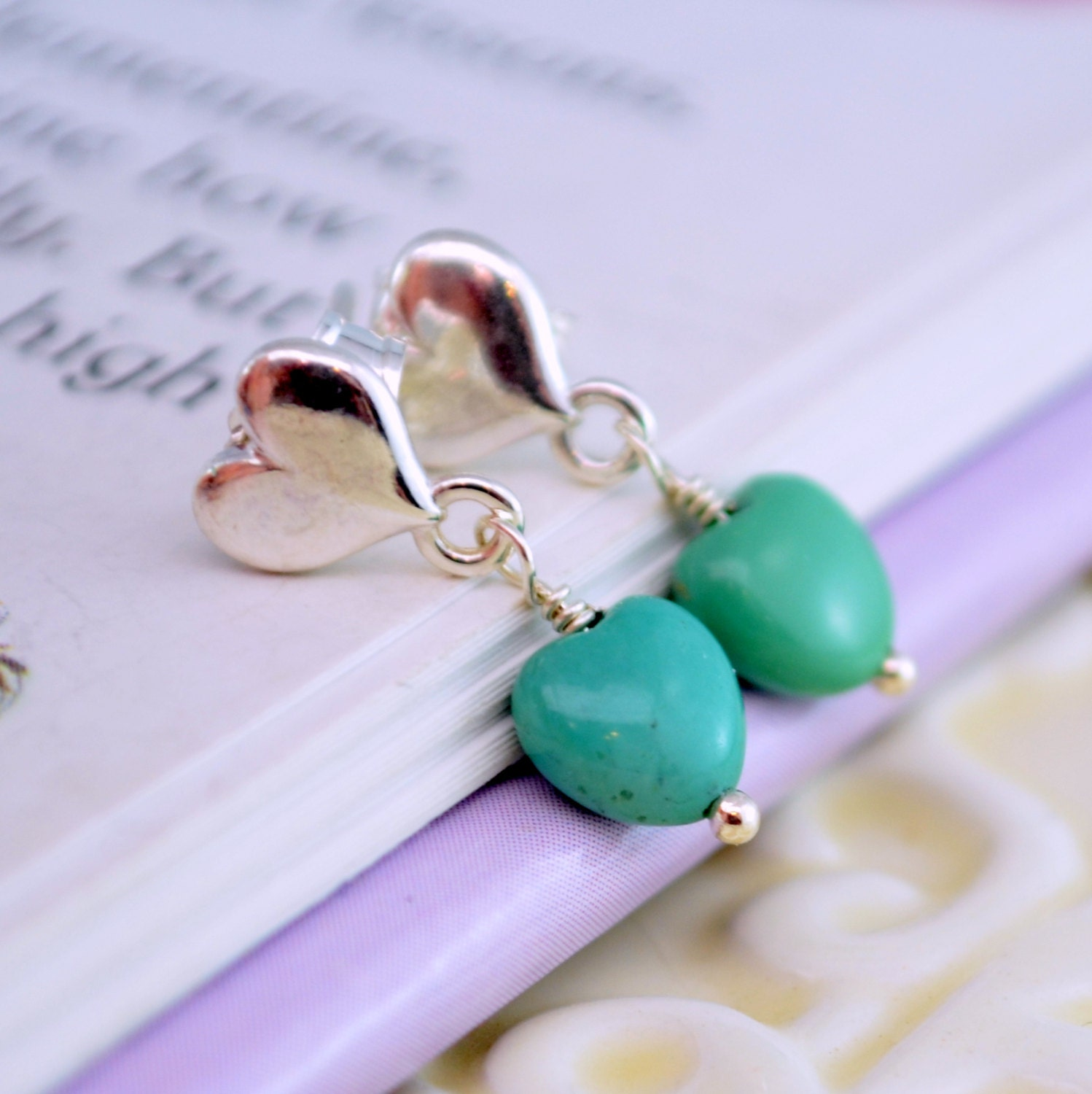 real turquoise earrings real turquoise earrings children s jewelry sterling 4318