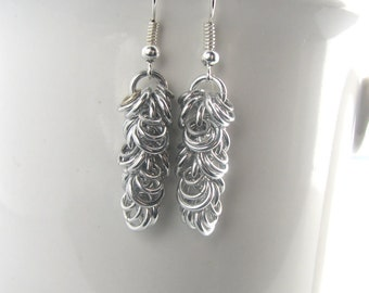 Felicity Chainmaille Earrings