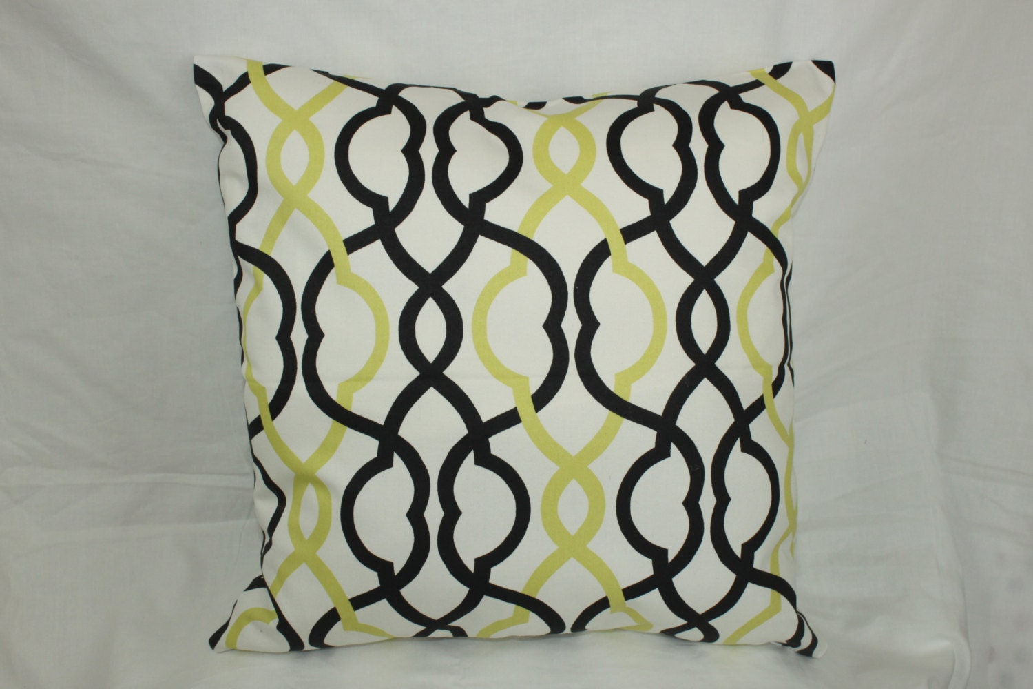 Decorative Pillow Covers With Zippers : Waverly Decorative Pillow Cover Zipper Closure by SewHomeDecor