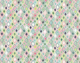 Fresh Cut by BasicGrey - Multi Daisy Patch (30395-11) - 1 Yard