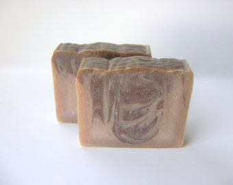 Mint Cocoa Soap, Peppermint Cocoa Soap bar soap