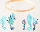 Seahorse Mobile (custom)