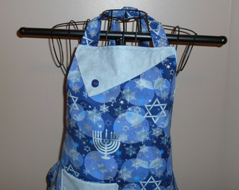 Happy Hanukkah Women's Apron