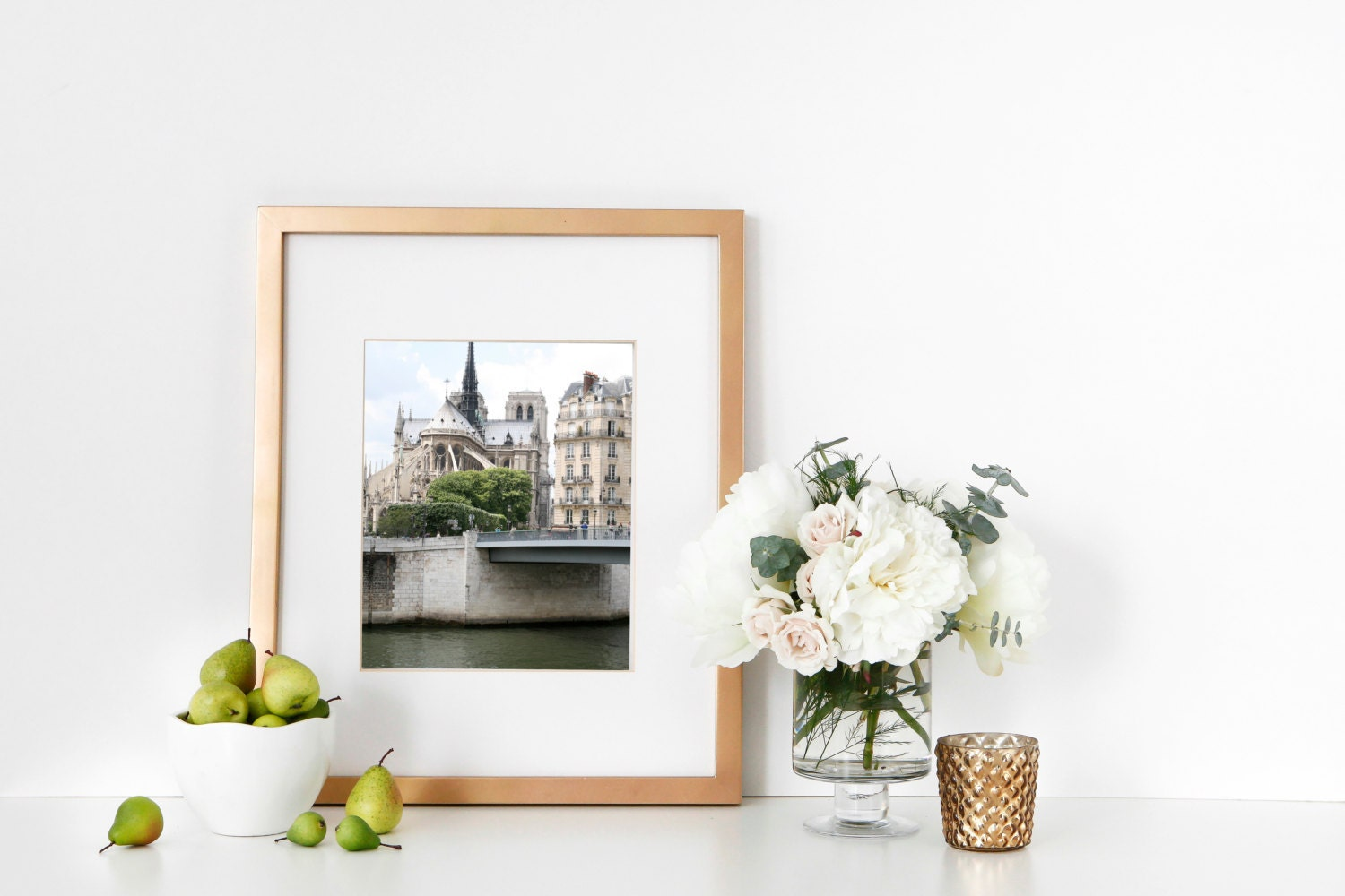 Paris photography notre dame cathedral print french for Notre dame home decor