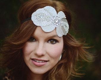 Audra Headband rhinestone, sparkle, headwrap, hairband