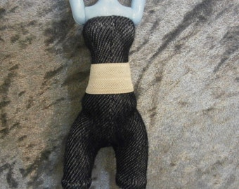 Ivory belt for Monster and Ever after dolls
