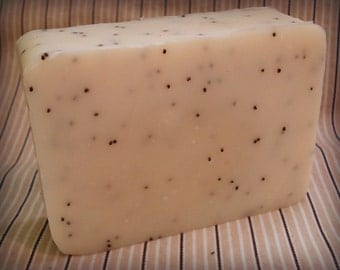 Black Licorice ...Handmade Lye Soap