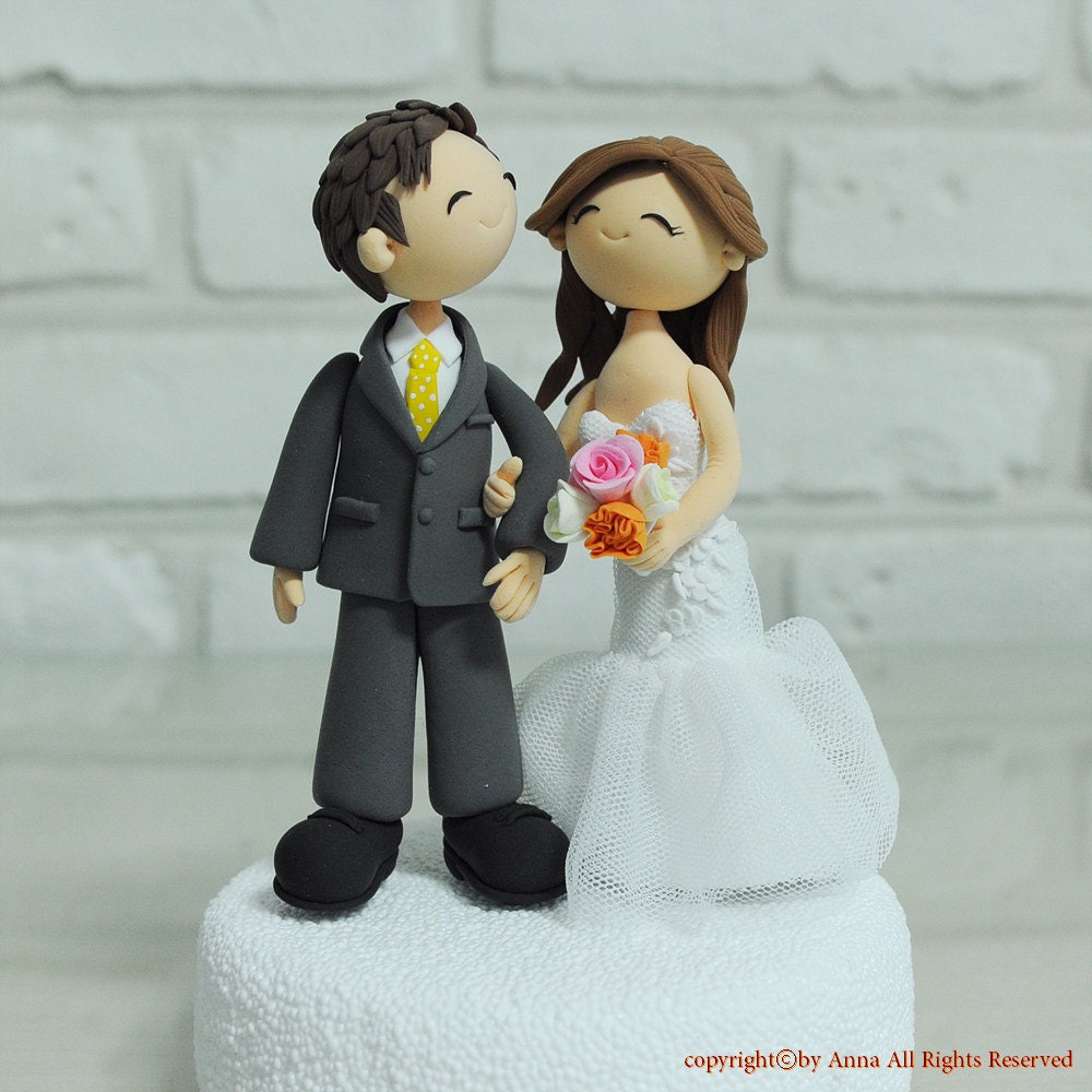 custom made wedding cake toppers custom wedding cake topper decoration gift 3246