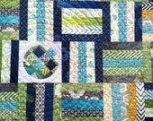 Custom order for KP: Hole in One quilting