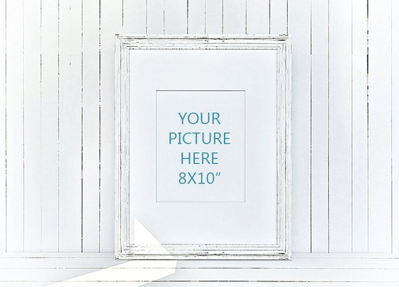 Photo Frame Decoration On Wall