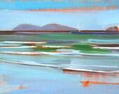 Silver Strand State Beach, Coronado Landscape Painting
