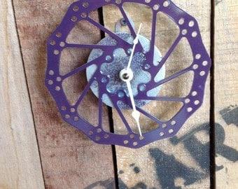 SALE **** Wall Clock - Disk Brake #18  /  50% 0ff