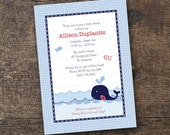 DIGITAL Jackson Baby Shower Suite •• PRINTING also available ••