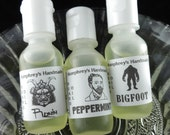 PICK ANY 3 Men's Sample Size Beard Oils, Three Beard Conditioners, Choose Any Scents, Small .5 oz Save Try Before you Buy 1.5 oz total