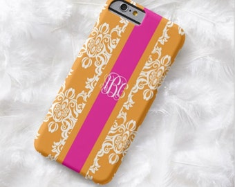 Design Your Own Personalized iPhone Case, iPhone 4/4S, iPhone 5, iPhone 6, iPhone 5S, iPhone 5C, Monogrammed Phone Case