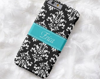 Personalized iPhone 6 Case, iPhone 4/4S, iPhone 5, iPhone 6, iPhone 5C, Monogrammed iPhone Case