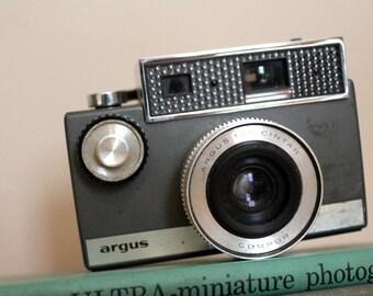 Say Cheese...Vintage Argus Autronic 35 Camera