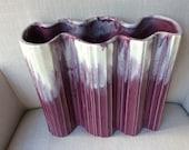 Mauve Royal Hickman Florida Vase