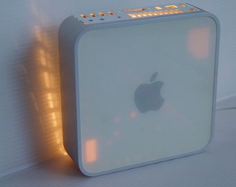 Super SALE-Mac Mini Computer Lamp-Night Light- Techie Geekery Décor