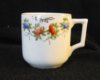 H.T. Kyotoen Occupied Japan Small Teacup