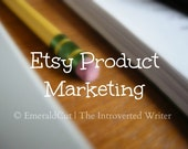 SALE Custom Product Analysis -  ONE Etsy Listing / Shop Listing Review Marketing Promotion Ideas Feedback Shop Help Brainstorm Keywords Tags
