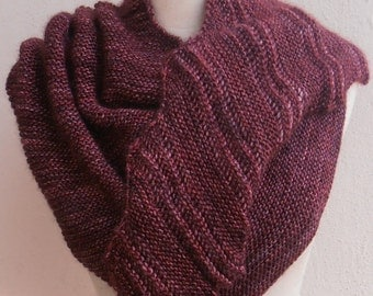Knitting Pattern for a Scarf