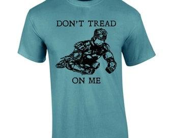 Don't Tread On Me - Solid Snake - Metal Gear Fanshirt