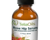 RoseHip Serum for Sensitive skin, Oily Skin, Face, Hair 1.7 fl. oz/ 50ml