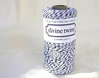 5 yards Divine Twine - licorice