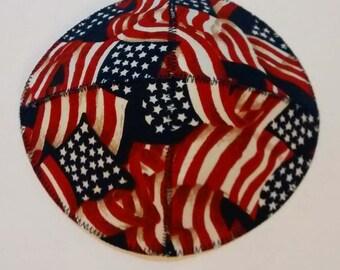 American Flag Kippah/Yarmulke