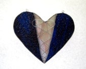 A Change of Heart -  Stained Glass Sun Catcher