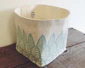 Twig Tubs Linen Storage Container