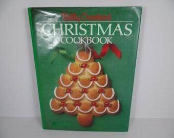 Betty Crocker's Christmas Cookbook - Vintage Cookbook - Betty Crocker's Cookbook - Christmas Cookbook - Betty Crocker's - Christmas Recipes
