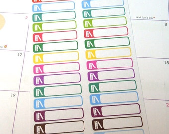 Reading Tab Stickers-Set of 40