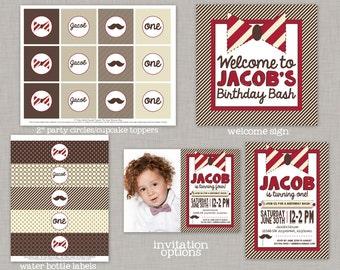 Little Man Birthday Party, Little Man Birthday Decorations, Bow Tie Birthday, Bow Tie Birthday Decorations, Bow Tie Party, Little Man