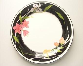 Vintage Sangostone Salad Plate Memories pattern