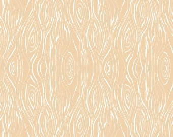 ON SALE! Blend Fabrics - Plank in Beige - Good Company by Cori Dantini - By The Yard