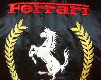 1980 Ferrari Cafe Racer Style Jacket Medium