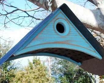 MODERN BIRDHOUSE   Handcrafted Bird Hosue   Birdhouses
