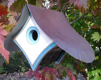 MODERN BIRD HOUSE   Birdhouses   Birdhouse Style