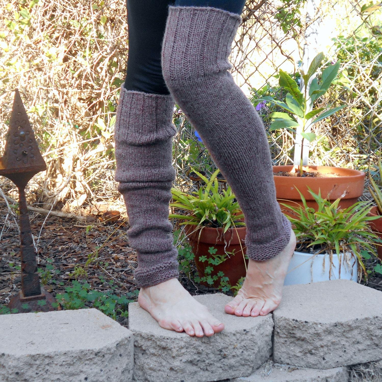 Thigh High Leg Warmers