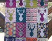 Big Game Quilt Pattern by Emily Herrick