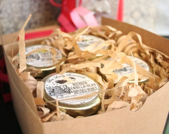 Infused Honey Gift Set, Tea Party Honey Set, Foodie gift, Mothers Day Gift House Warming gift, valentines Gift, Lavender Honey, Hostess gift