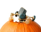 Perfect for Fall - Pumpkin Patch Bangle Set